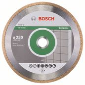 Круг алмазный Bosch Standard for Ceramic 230 x 25,40 x 1,6 x 7 mm