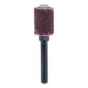 Шлифовальная насадка и лента Dremel 430, 6.4 мм, зерно 60