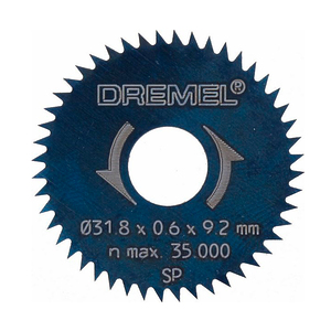 Мини пила по дереву Dremel 546, (31,8 мм)