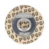Круги шлифовальные абразивные Dremel (SC411), 30 мм, K60