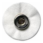 Матерчатый полировальный диск, Dremel SpeedClic (423S)