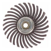 Абразивная щётка Dremel SpeedClic (471S), зерно 36