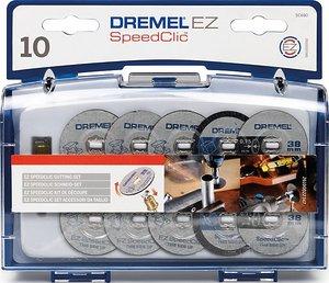 Комплект насадок Dremel Speed Clic (SC690)