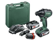 Аккумуляторный шуруповерт Bosch AdvancedDrill 18 (06039B5001)