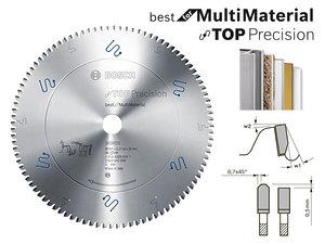 Циркулярный диск Bosch Best for Multi Material 305 мм, 96 зуб. (2608642099)