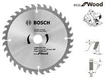 Пильный диск Bosch Eco Wood, 160 мм, 36 зуб. (2608644374)
