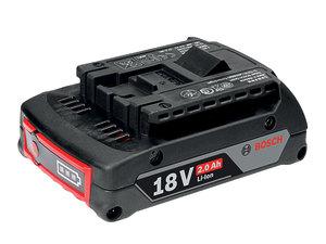 Аккумулятор Bosch GBA 18V 2,0Ah Li-Ion (1600Z00036)