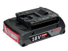 Аккумулятор Bosch GBA 18V 3,0Ah Li-Ion (1600A012UV)