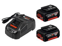 Аккумуляторный комплект Bosch GBA 18V 5,0 Ah + GAL 1880 CV (1600A00B8J)