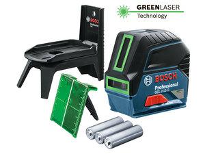 Комбинированный лазер Bosch GCL 2-15 G (0601066J00)