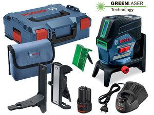 Комбинированный лазер Bosch GCL 2-50 CG (0601066H00)