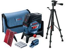 Комбинированный лазер Bosch GCL 2-50 C+RM2+BT150 (0601066G02)