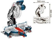 Торцовочная пила Bosch GCM 12 JL Professional (0601B21100)