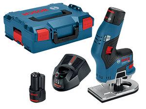 Аккумуляторный фрезер Bosch GKF 12V-8 L-boxx (06016B0000)