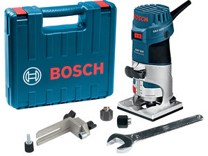 Фрезер кромочный Bosch GKF 600 (060160A100)