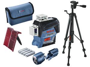 Лазерный нивелир Bosch GLL 3-80 C + BT 150 (0601063R01)