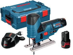 Аккумуляторный лобзик Bosch GST 10,8 V-LI L-boxx (06015A1000)