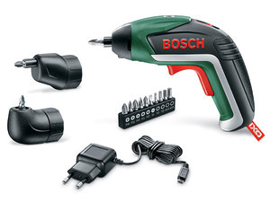 Шуруповерт аккумуляторный Bosch IXO V Full (06039A8022)