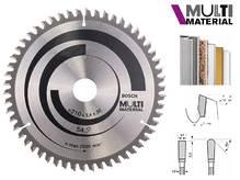 Циркулярный диск Bosch Multi Material 210 мм, 54 зуб. (2608640511)