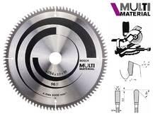 Циркулярный диск Bosch Multi Material 254 мм, 96 зуб. (2608640451)