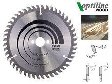 Циркулярный диск Bosch Optiline Wood 160 мм, 48 зуб. (2608640732)