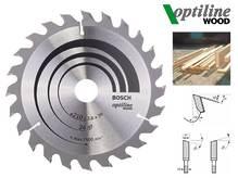Циркулярный диск Bosch Optiline Wood 210 мм, 24 зуб. (2608640621)