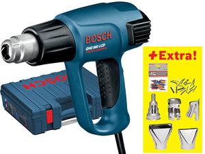 Фен строительный Bosch GHG 660 LCD Set (0601944302)
