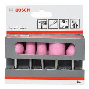 Набор, 5 корундовых шарошек Bosch (1609200286)