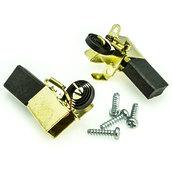 Угольные щетки для фрезера Bosch POF 1200/1400 (1609203V51)