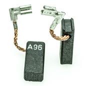 Угольные щетки для перфоратора GBH 2-24; GBH 2-26; GBH 2-28