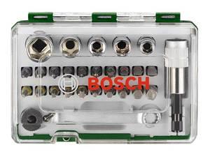 Набор бит-ключей Bosch, 27 шт (2607017160)