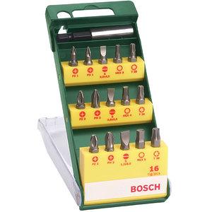 Набор бит Bosch, 16 шт (2607019453)