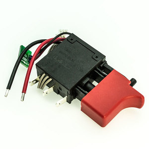 Кнопка включения шуруповерта Bosch (2609005666)