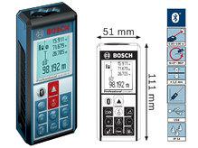 Лазерный дальномер Bosch GLM 100 C (0601072700)