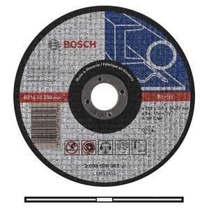 Круг отрезной по металлу Bosch, 150 х 2,5 мм (2608600382)
