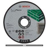 Отрезной круг по камню, Bosch 125 x 2,5 мм (2608600385)