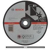 Шлифовальный круг для нержавеющей стали, Bosch 230 x 6,0 мм (2608600541)