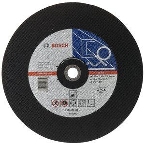 Круг отрезной по металлу Bosch, 355 х 3 мм (2608600543)