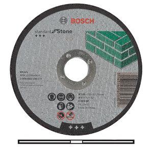 Отрезной круг по камню, Bosch 125 x 3,0 мм (2608603178)