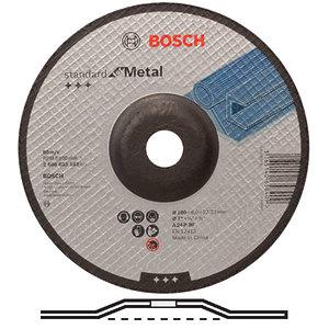 Круг шлифовальный по металлу, Bosch 180 x 6,0 мм (2608603183)