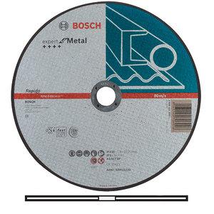 Круг отрезной по металлу Bosch, 230 х 1,9 мм (2608603400)