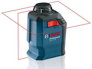 Нивелир лазерный, Bosch GLL 2-20 + BM3 Professional (0601063J00)