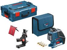 Нивелир лазерный, Bosch GLL 3-80 P + BM1 (0601063309)