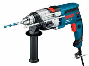 Дрель ударная Bosch GSB 19-2 RE (зубчатый патрон) 060117B600