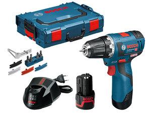 Дрель-шуруповёрт Bosch GSR 12V-20 Professional (06019D4000)