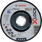 Круг обдирочный Bosch X-Lock Expert for Metall, 125x6,0 мм (2608619259)