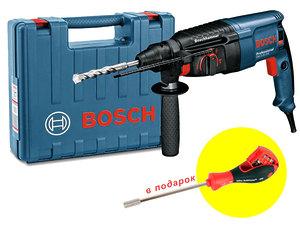 Перфоратор Bosch GBH 2-26 DRE + отвертка Wiha (0615990K00)