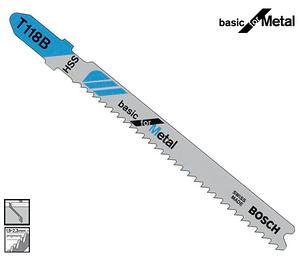 Полотно пильное Bosch Т 118 В (2608631965)