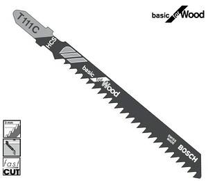 Полотно пильное Bosch T 111 C (2608637878)