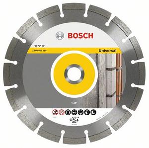 Круг алмазный Bosch Standard for Universal 125 x 22,23 x 2 x 10 mm